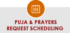Puja & Prayers Request Scheduling