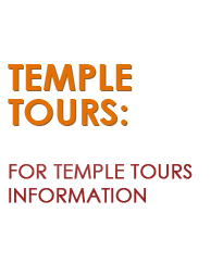 Temple Tours Information