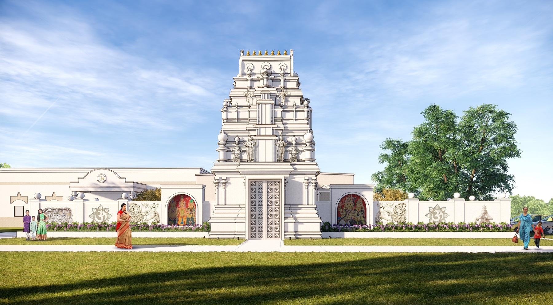 Hindu Temple & Cultural Center of Kansas City