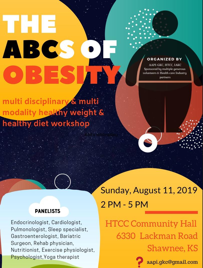 No Obesity Workshop